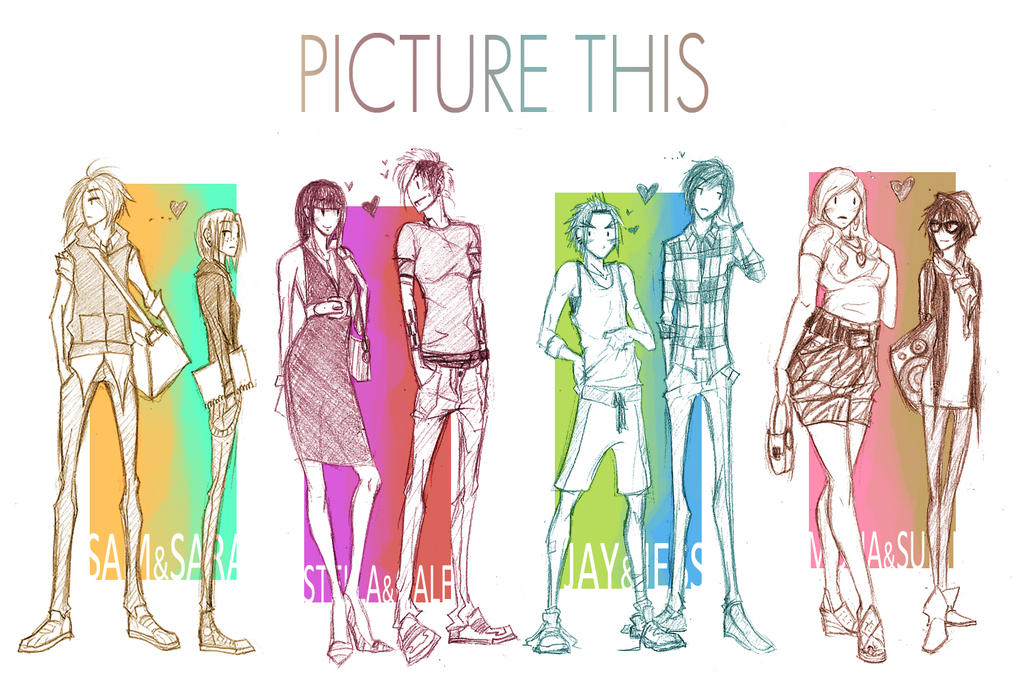 Picture This: the couples by Tyshea