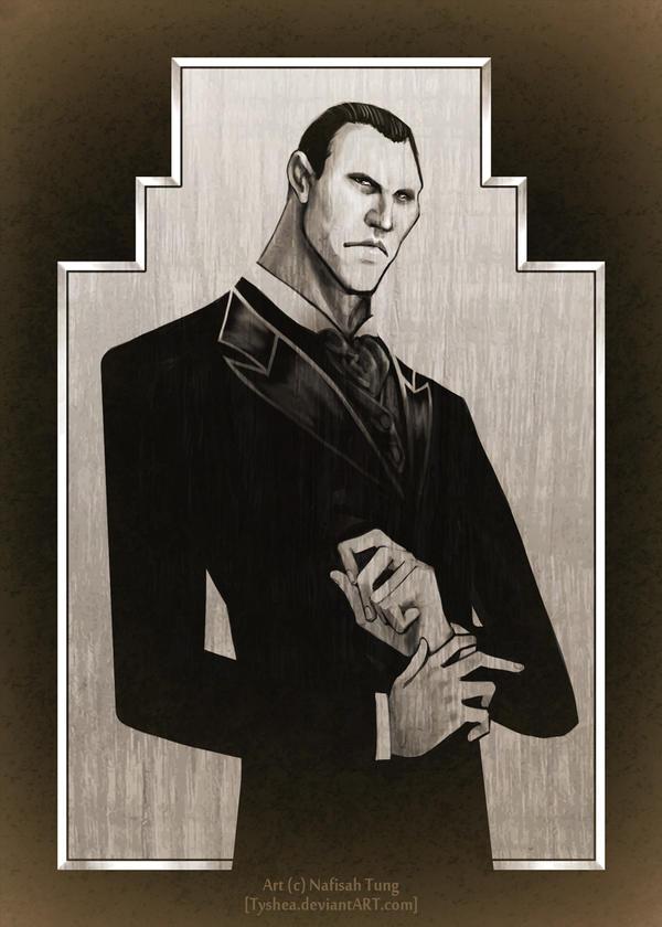 Metropolis | the Thin Man by Tyshea