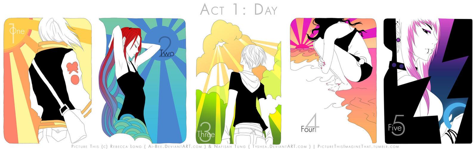 PT - SamSara - Act 1 Day by Tyshea
