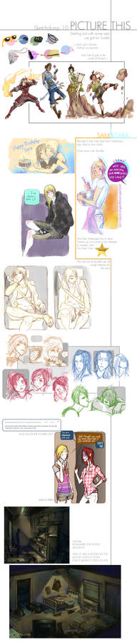 Picture This - Sketchdump 10