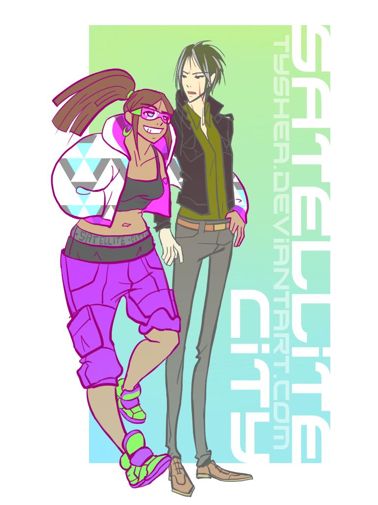 SC: Cramp My Style by Tyshea