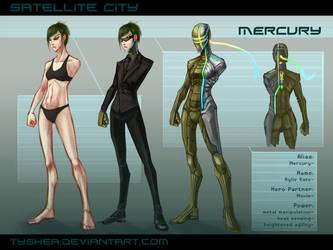 SC: Mercury Bio by Dyemelikeasunset