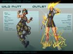 SC Sidekicks: Wild Mutt and Outlet Bio