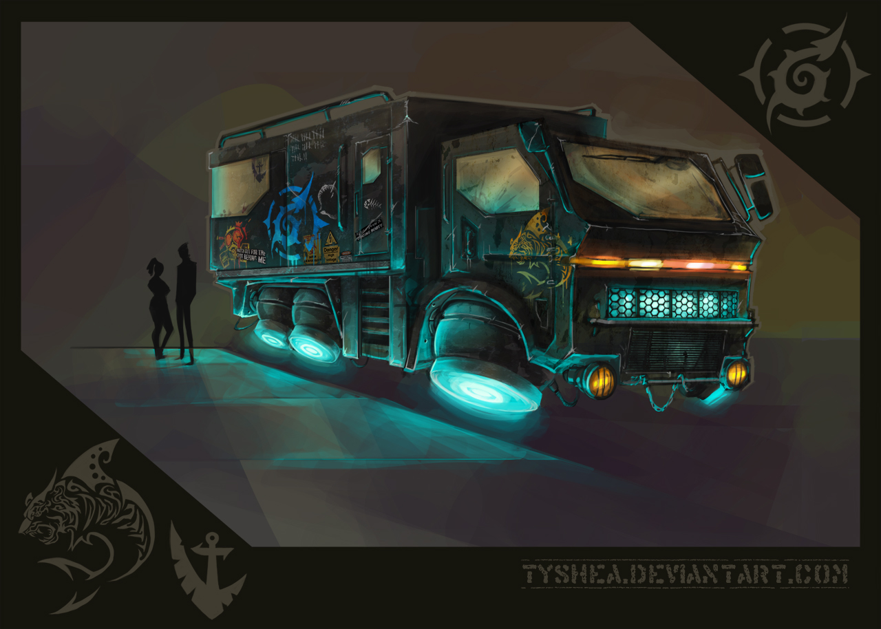 They call it the Clunker by Dyemelikeasunset