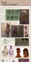 Fantasy Sketchdump