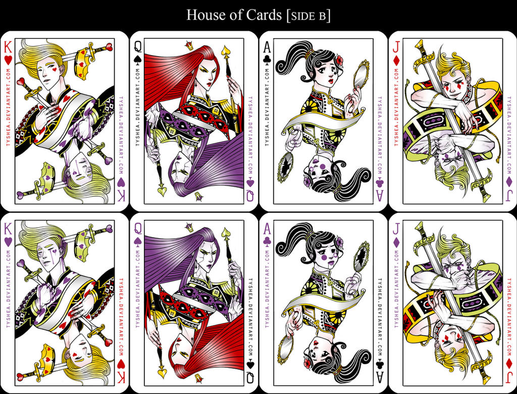 PT - House of Cards [Side B] by Tyshea