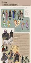 Fantasy Sketchdump 3