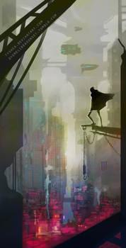 Solaris- No More Living in Dust