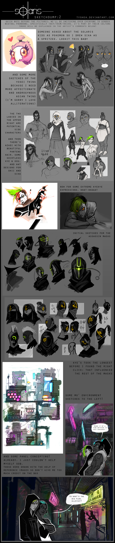Solaris Sketchdump 2 by Tyshea