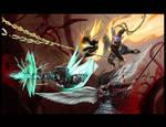 Guardians promo illustration