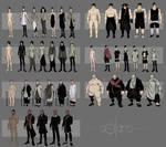 Solaris Outfit Spread [2 / 2]