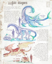 Western Bestiary: Ride Dragons