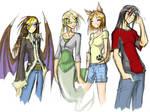 Alternate Costumes -color-