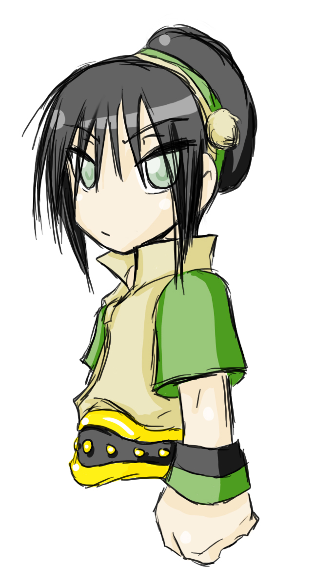 Green FTW -Toph- by Tyshea