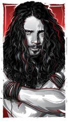 Chris Cornell Tribute by ShannonTrottman