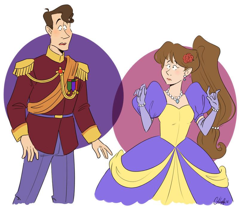 Dream on Cinderella