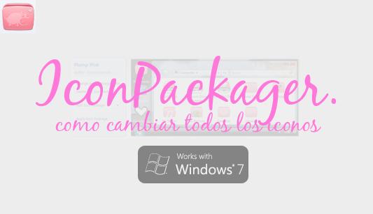 Como cambiar todos los iconos en windows7 Tutorial by beatsense