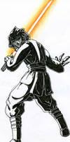 Jedi Master Plo Koon by cm023