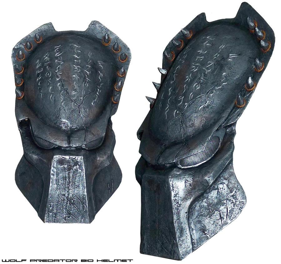 Wolf Predator bio helmet by cm023