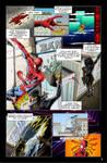 Spider-man vs. Predator page 1