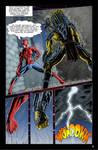 Spider-man vs. Predator page 7
