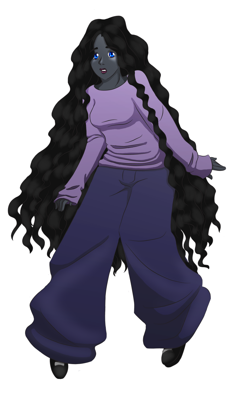 Aksaura Human Form by Brierose