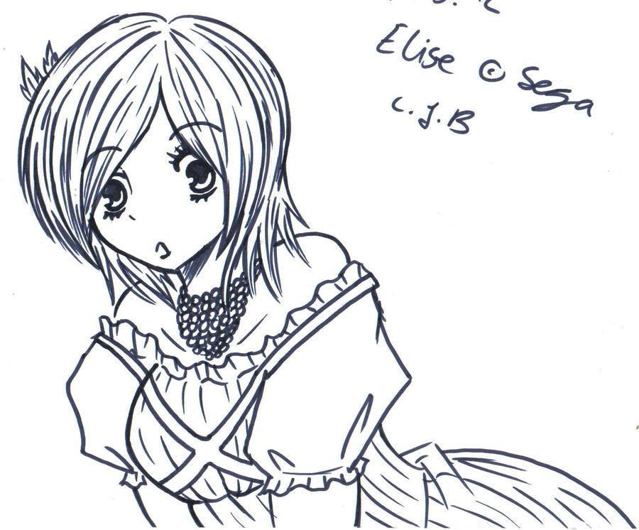 Princess Elise by ASB-Fan