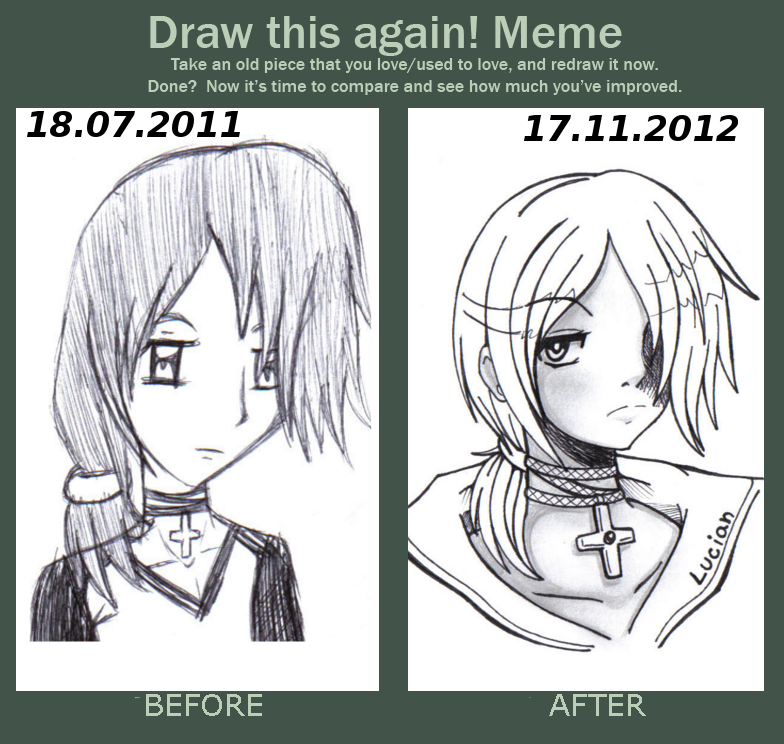 Before and After by ASB-Fan