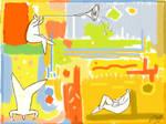 Summer day +Threemen series+ by hellgus
