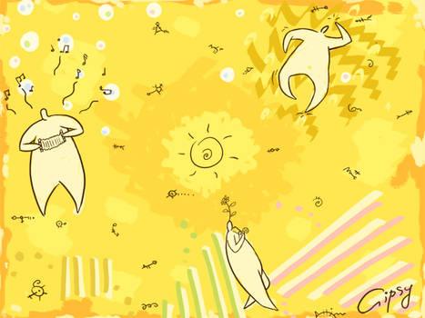 Sun +Threemen series+