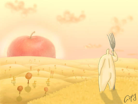 Great apple