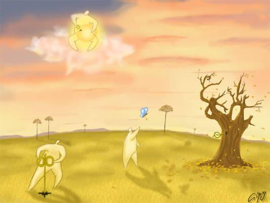 Wind-up world