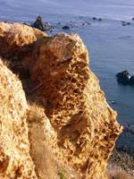 Point Vicente Rock by uhlrik