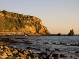 Point Vicente Bluffs by uhlrik