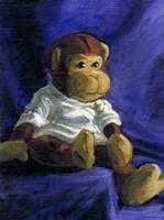 Monkey by uhlrik