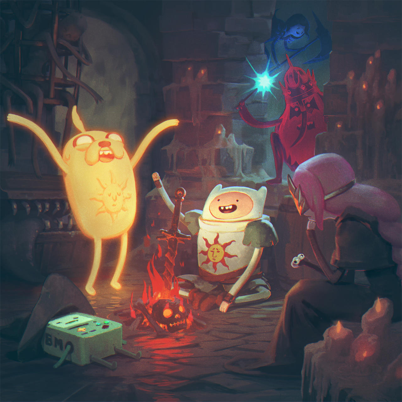 Adventure Souls