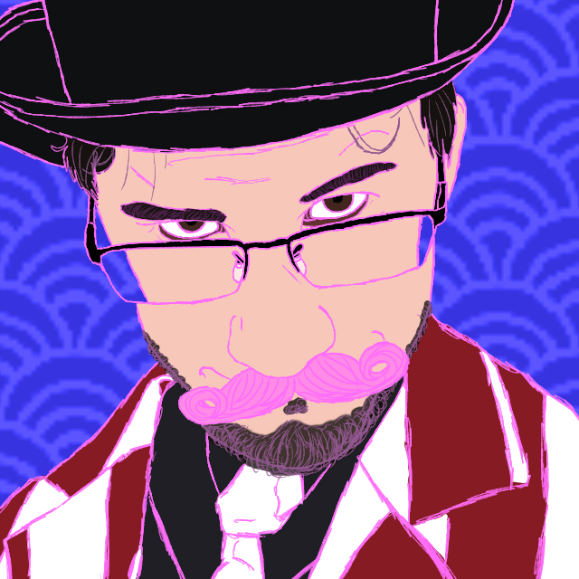 Wilford Warfstache by Nightshade28681
