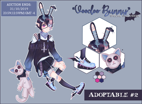 [ CLOSED ] Adoptable #02