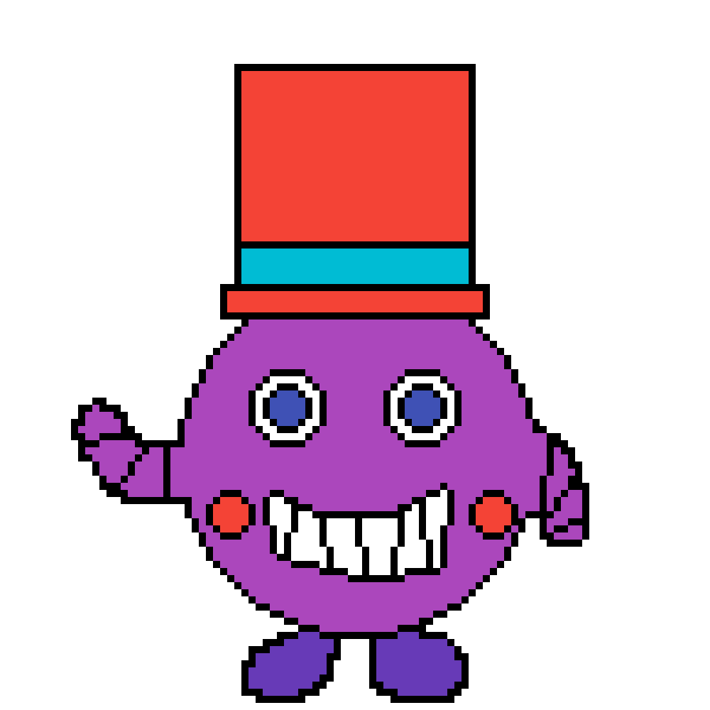 Fnaf Cirby cause yes