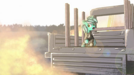 MLP | I was at war by Anonsbelle