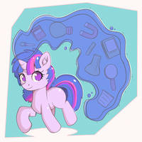 MLP | TwiTwi by Anonsbelle