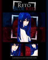Reto Blue-Red by AirenSama