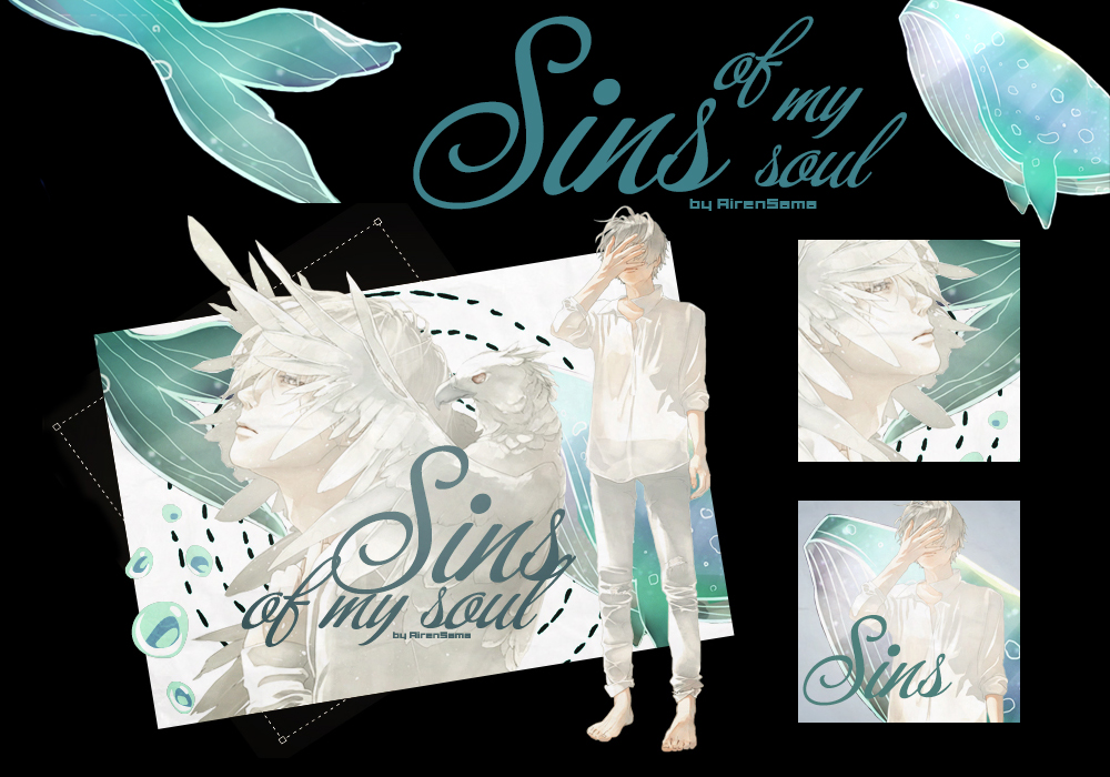 RETO: Sins of my soul by AirenSama