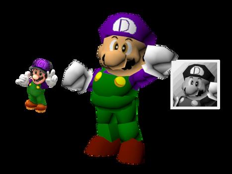 Nintega Dario Icon - GE w/ Mario Characters v2.001