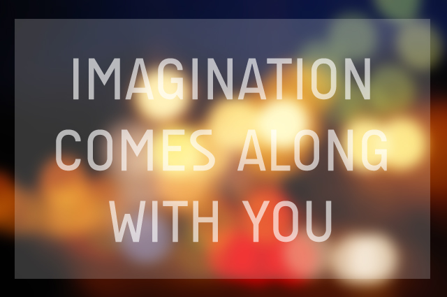 imagination... by cihanek