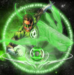 Green Lantern Ion