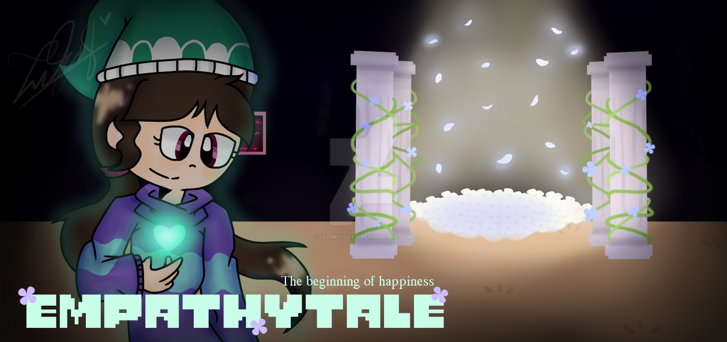 EmpathyTale by ItzMeViolet