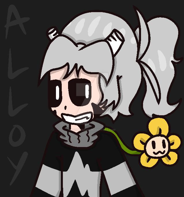 alloyoyo. by ItzMeViolet