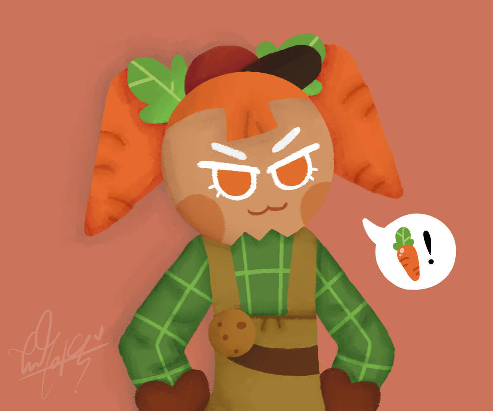 carrot. by ItzMeViolet