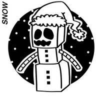 INKTOBER D-11 : SNOW